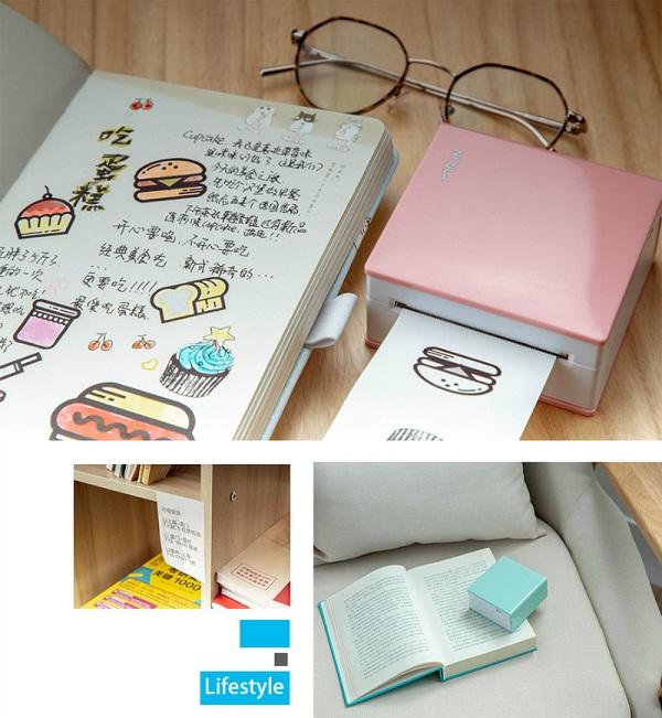 印先森打印手帐素材、日常备忘、错题笔记、下厨菜谱